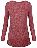 Kimmery Slim Fit T Shirts for Women, Ladies