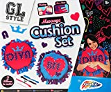 GL Style Make Your Own DIVA And BFF Cushion Craft Set