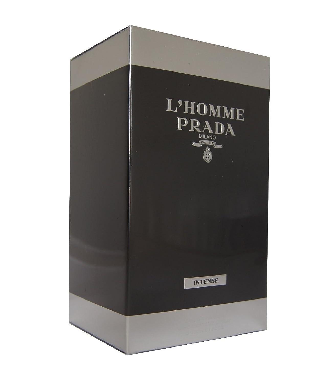 Prada Prada L'Homme Intense Eau De Parfum for Men 150ml X 2525103