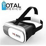 VR LENTES DE REALIDAD VIRTUAL 3D ACCESORIO PARA TELEFONOS INTELIGENTES Total México Gadgets