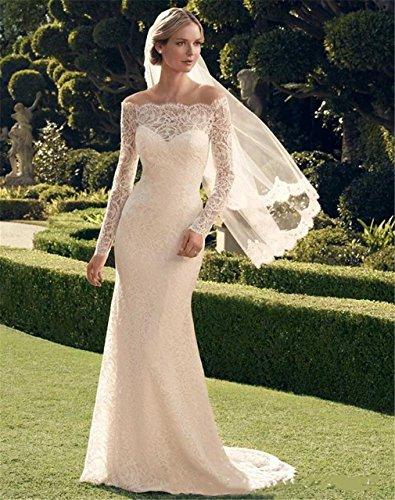 Matrimonio Unico Sexy Design Elegante Abito Xxl Da Sposa Prom Notturno Banchetto Vestito u Lucky Attraverso Vedi Indietro xvq6XX