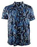 Polo Ralph Lauren Paisley Jersey Polo Shirt - Large