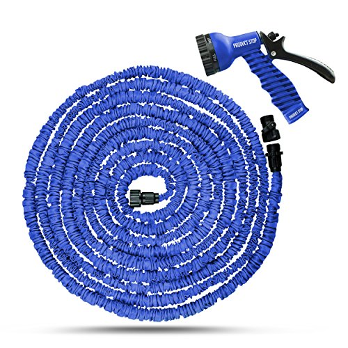 Amazoncom Expandable and Flexible Garden Hose 25 50 and 75