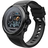 Reloj Inteligente,Reloj Inteligente Hombre Mujere Pulsera Actividad Multifuncion Color Monitor,Monitor de Calorías…