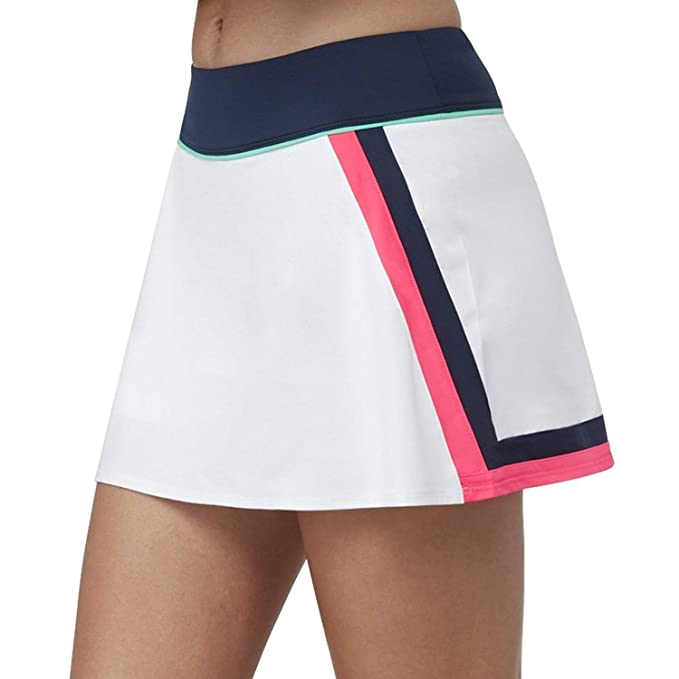 9b2d519b Fila Women's Heritage A-Line Skort at Amazon Women's Clothing store