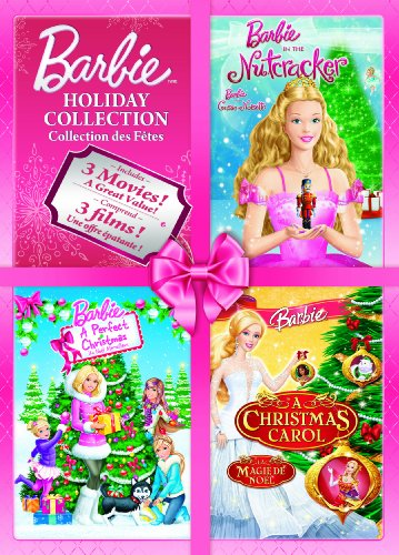 Barbie Holiday Collection (Barbie in the Nutcracker / Barbie A perfect Christmas / Barbie: A Christmas Carol) (Barbie A Christmas Carol)