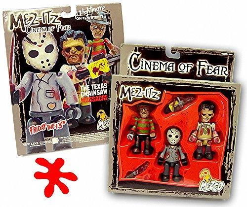 Cinema of Fear Freddy, Texas Chainsaw Massacre, Jason
