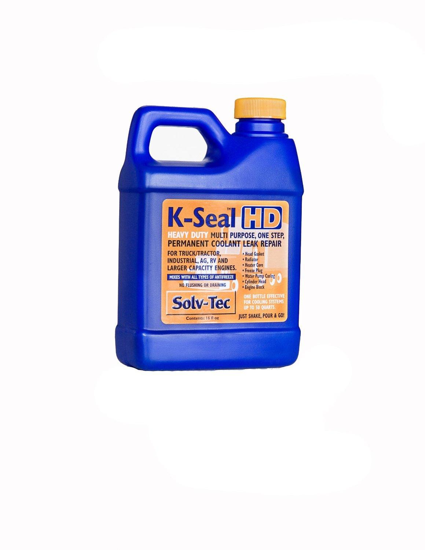 Amazon.com: K-Seal (ST5516-12PK) HD Permanent Coolant Leak Repair - 16 oz.,  (Pack of 12): Automotive