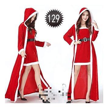 SDLRYF Disfraz De Papá Noel Disfraces De Navidad Santa Claus ...