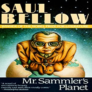 Mr. Sammler's Planet Audiobook