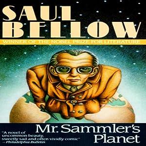 Mr. Sammler's Planet Audiobook