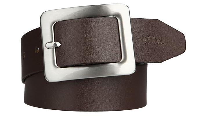 brillantezza del colore New York attraente e resistente s.Oliver - 38.899.95.0781, Cintura da donna