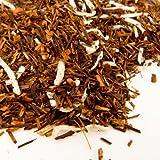 Caramel Rooibos Tea Loose Leaf Flavored Red Tea with Sweet Caramel - 1 Pound