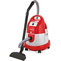 CLIKON - WET & DRY VACUUM CLEANER, 20L WET & 5L DRY CAPACITY, 196 mbar AIR SUCTION, IMPACT-RESISTANT COVER, LONG LIFE…
