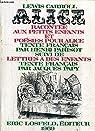 Alice racontée aux petits enfant - Poésies pour Alice - Lettres à des enfants par Lewis