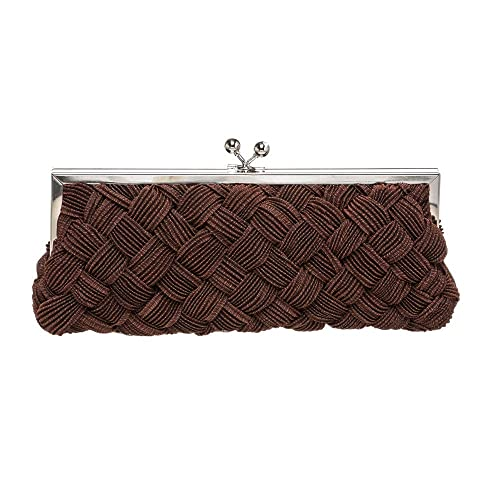 28292c6d9c7 Nitebags - Eleanor Clutch Purse for Women Evening Party Tote with ...
