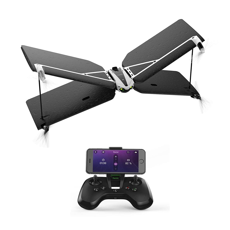 Parrot Loro MiniDrone Swing con FlyPAD controlador (Certificado ...