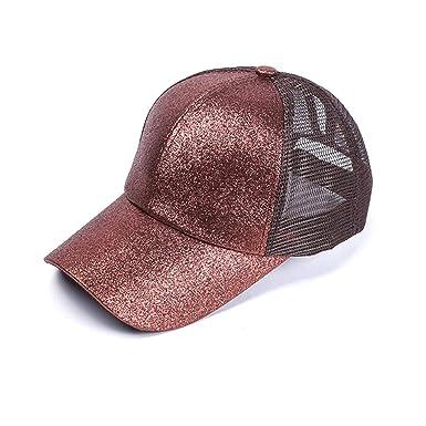 Demana - Gorra de béisbol de algodón para Mujer y Hombre, Estilo ...