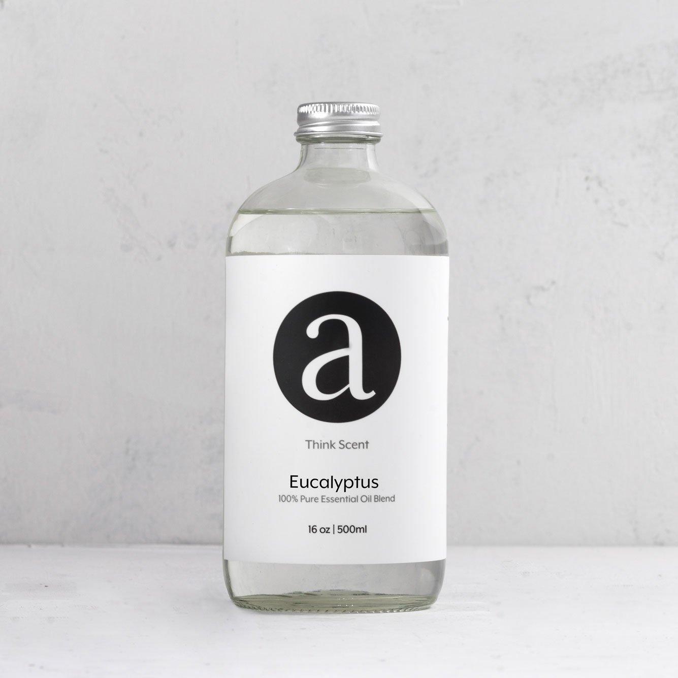 (Fresh Eucalyptus) Essential Oil Oil For AromaTech Air Freshener Scent Diffuser (500ml)