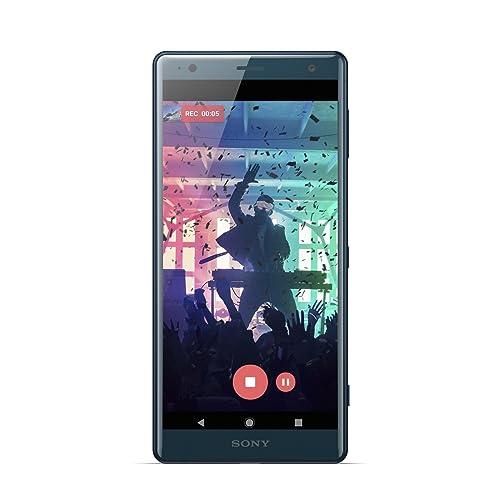 Sony Xperia XZ2 Smartphone de 5 7 Octa Core de 2 8 GHz RAM de 4 GB Memoria Interna de 64 GB cámara de 19 MP Android Color Verde Versión española