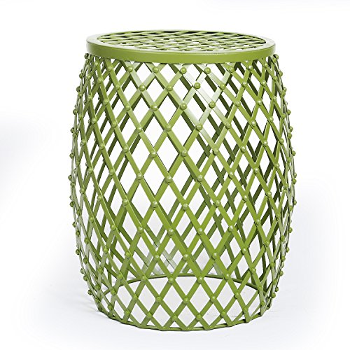 Adeco Home Garden Accents Wire Round Iron