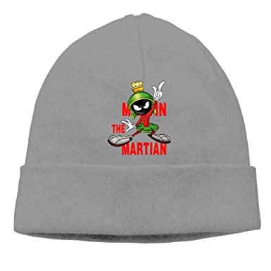 MPOD Vintage Marvin The Martian Beanie Skull Cap - -  Amazon.co.uk ... 8a42b6eea2