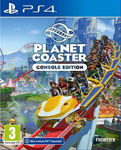 Planet Coaster Console Edition (Xbox One/Xbox - Actualités des Jeux Videos