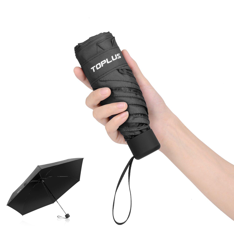 Toplus 超軽量 折りたたみ傘