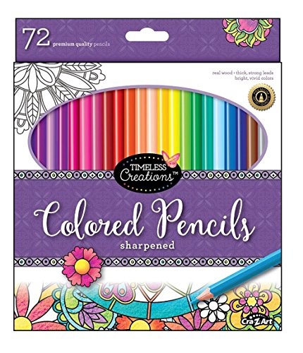 Cra Z Art Timeless Creations Adult Coloring product image