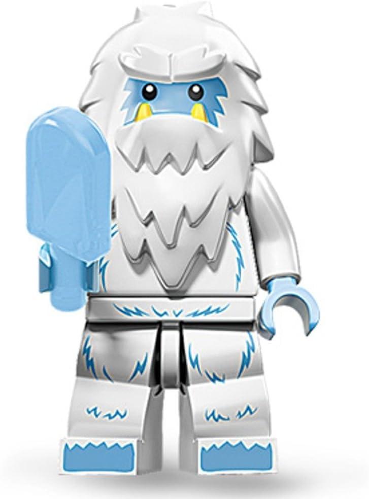 LEGO Minifigures Series 11, Yeti