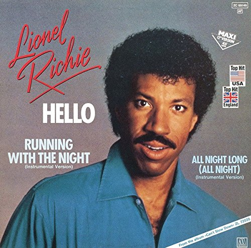 Lionel Richie - Lionel Richie - Hello - Motown - Zc 69149 - Zortam Music