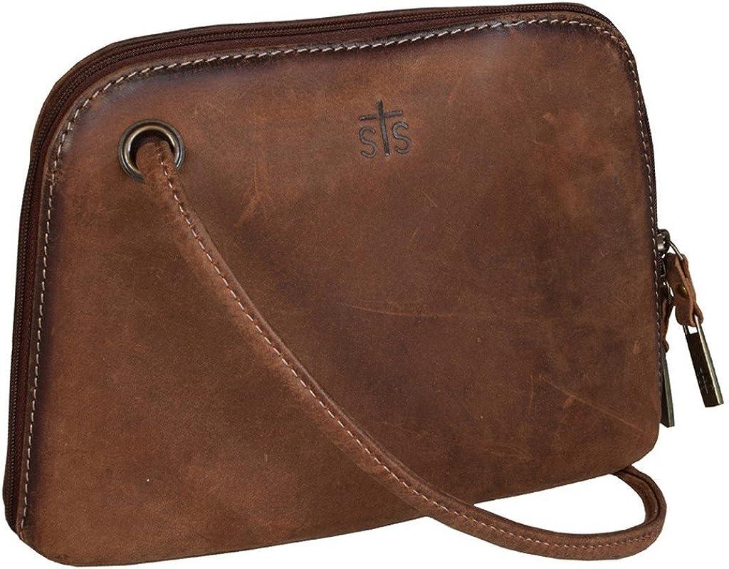 StS Ranchwear Handbag Womens Baroness Cross Classic Brown STS34057