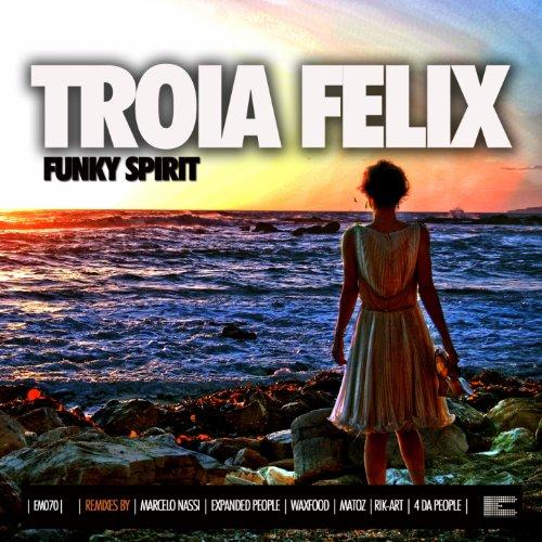 Amazon.com: Funky Spirit (Marcelo Nassi Remix): Troia Felix: MP3