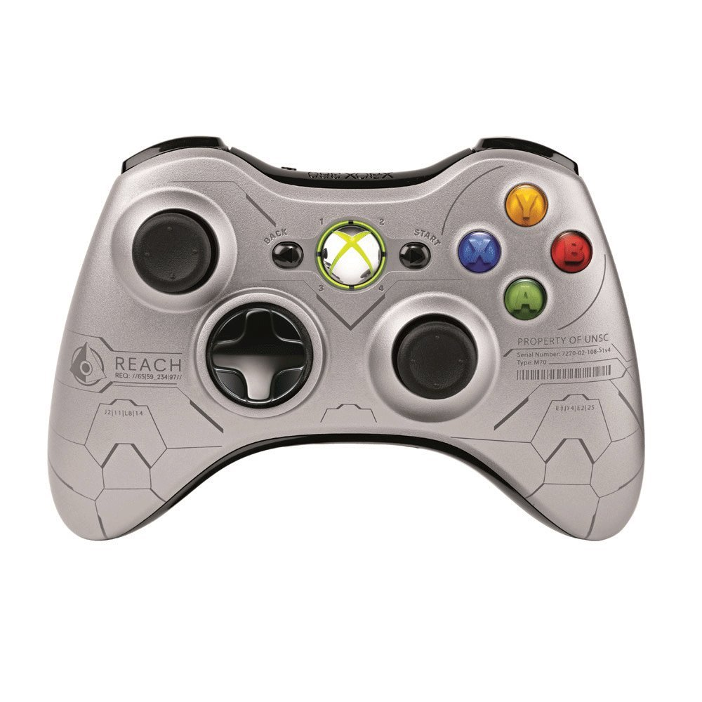 Halo Reach Wireless Xbox 360 Controller by Microsoft