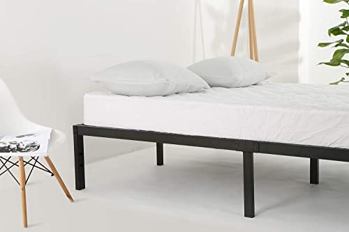 NOAH MEGATRON Twin XL Platform Bed Frame Heavy Duty