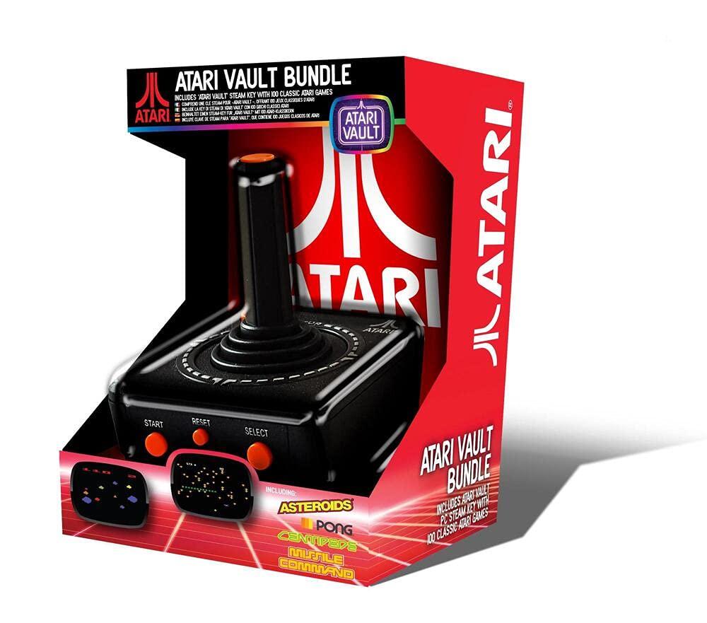 Atari Vault USB Bundle (PC DVD)