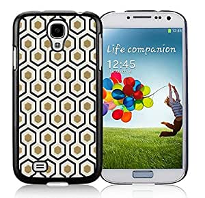 BINGO new arrived Honeycomb Samsung Galaxy S4 i9500 Case Black Cover 1