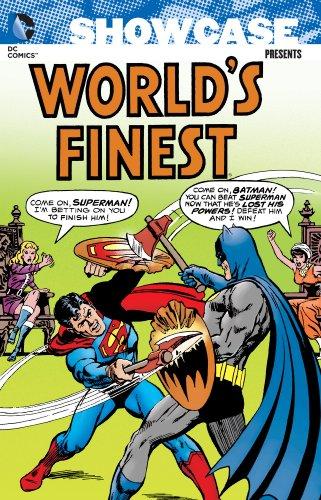 Showcase Presents: World's Finest Vol. 4