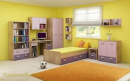 Amazon.de: Kinder Schlafzimmer Möbel Satz \