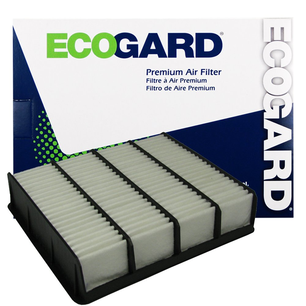 Ecogard Xa4886 Premium Engine Air Filter Fits Toyota 2001 4runner Fuel Location Tacoma Lexus Sc400 Sc300 Supra Automotive