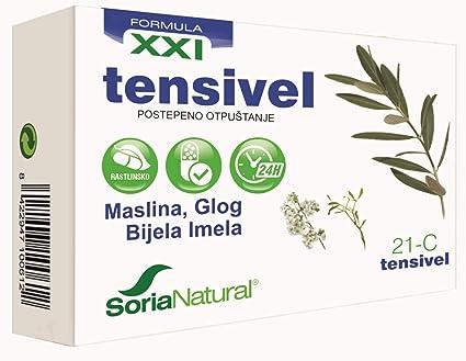 C-21 Tensivel Xxi 30 comprimidos de Soria Natural