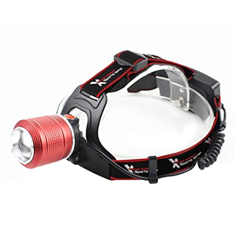 Xtreme Bright Sport Lampe Frontale Led Pour Running Camping