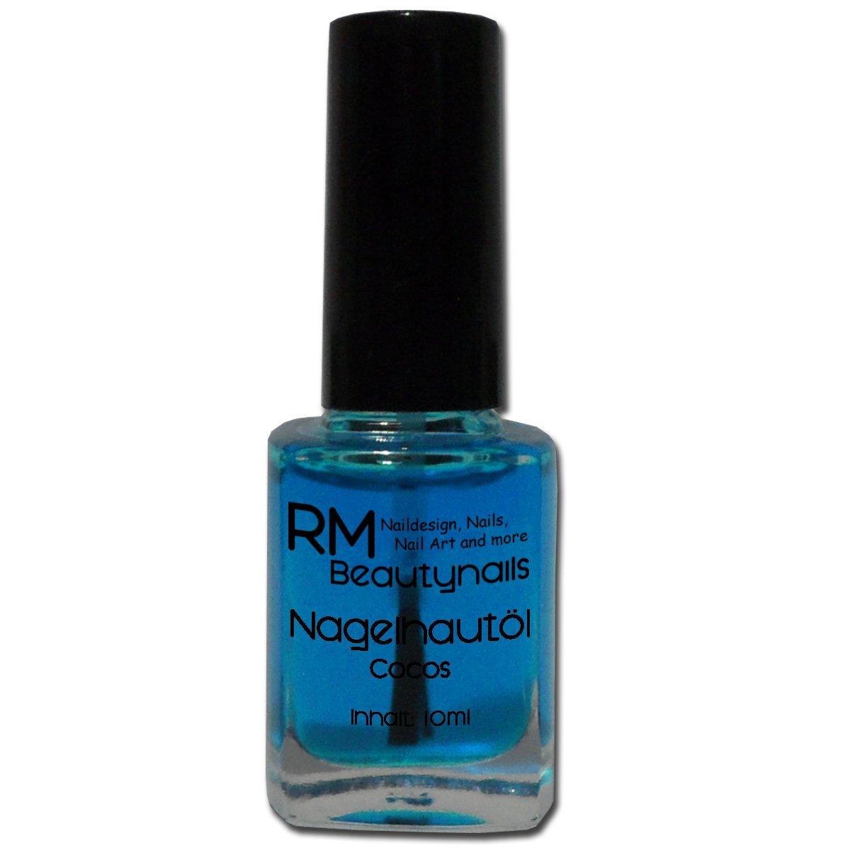 RM Beautynails Nagelöl Nagelhautpflegeöl Nagelhautöl Duft: Kokos