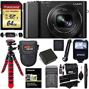 Panasonic ZS100 Variation Black