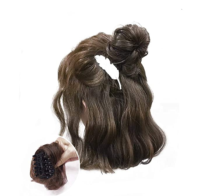 Details about  /Tool Women Beauty Hairpin Hair Updo Clamps Hollow Out Carving Hair Crab Claw