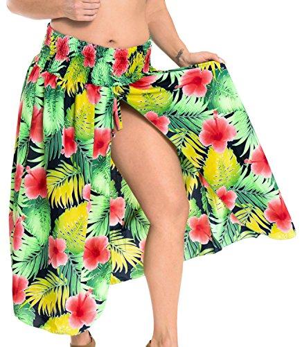 Bademode swimwear verschleiern Halteransatz midi sundress Rockkleid der Frauen rot