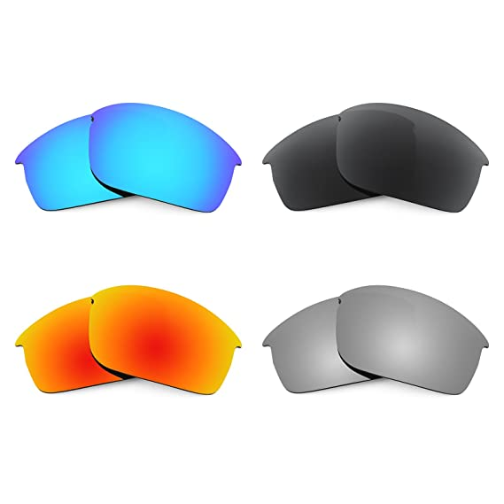 ddbbd3a744 Revant Replacement Lenses for Oakley Bottlecap XL 4 Pair Combo Pack K018   Amazon.co.uk  Clothing