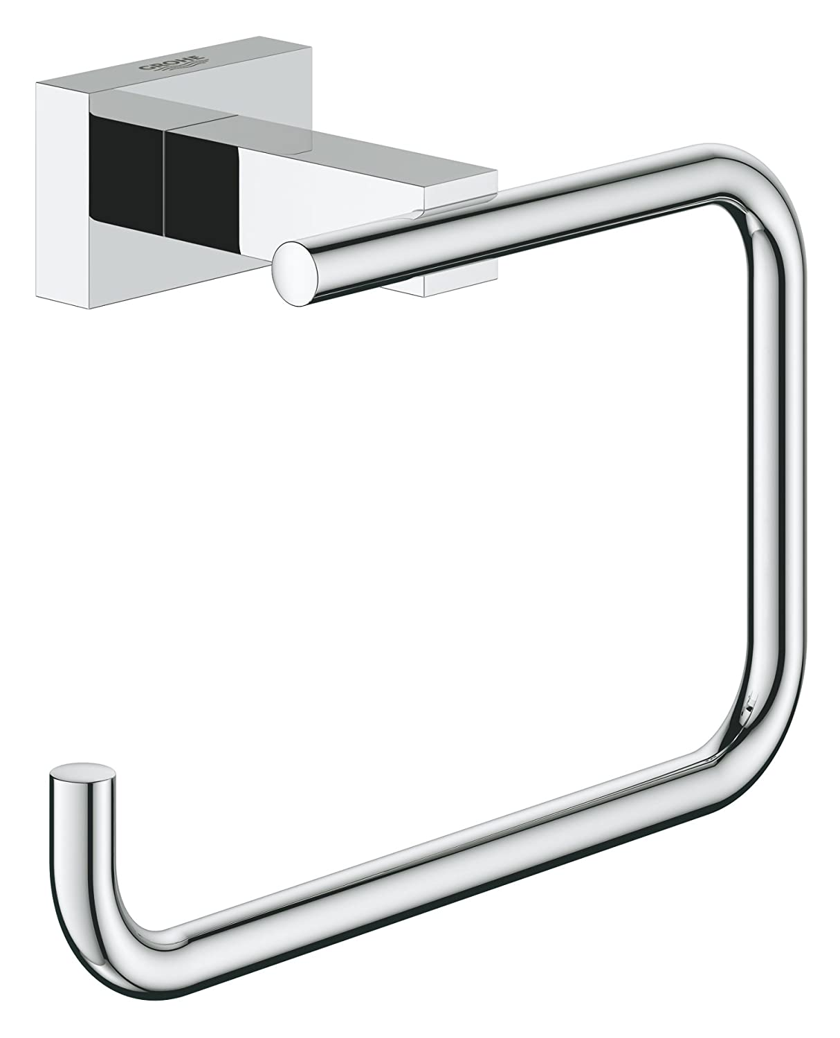 GROHE 40689001 Essentials Paper Roll, Silver