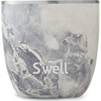 S'well Stainless Steel Tumbler Triple-Layered Vacuum-Insulated Containers Keeps Food and Drinks Cold and Hot - with No…