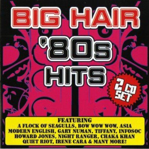 Big Hair 80 s Hits (80's Cd)